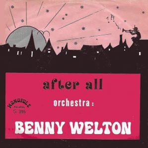 Benny Welton