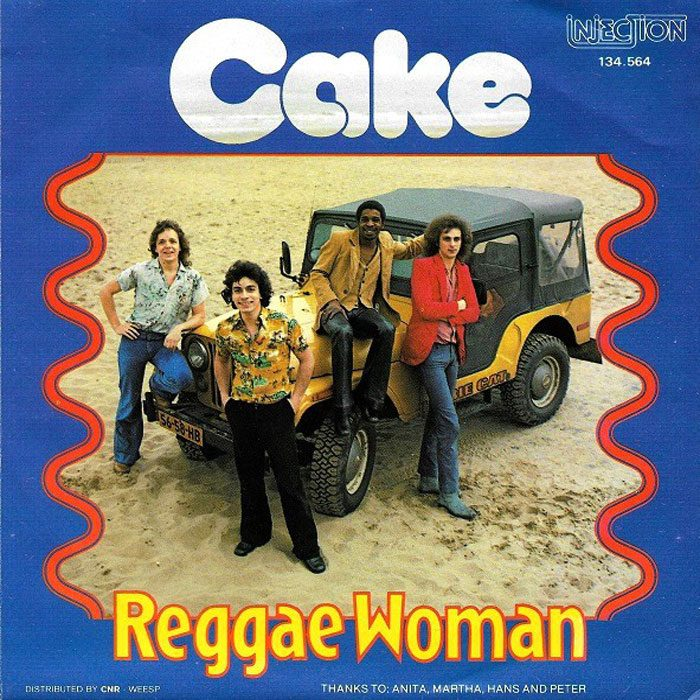 Cake Reggae Woman