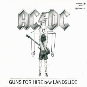 AC/DC Guns For Hire