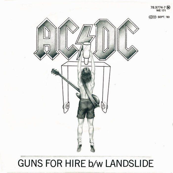 AC/DC Guns For Hire