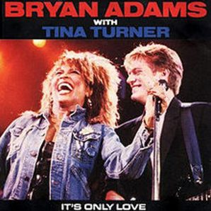 Bryan Adams with Tina Turner