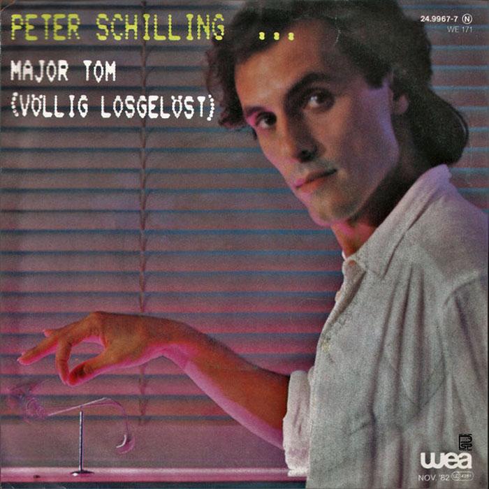 Peter Schilling - Major Tom (Völlig Losgelöst) - Mijn Platenzaak