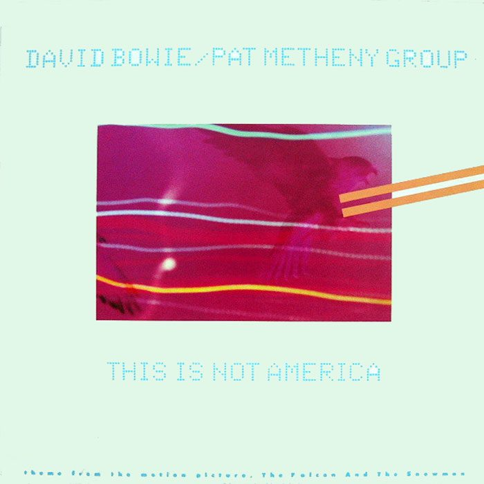 David Bowie / Pat Metheny Group