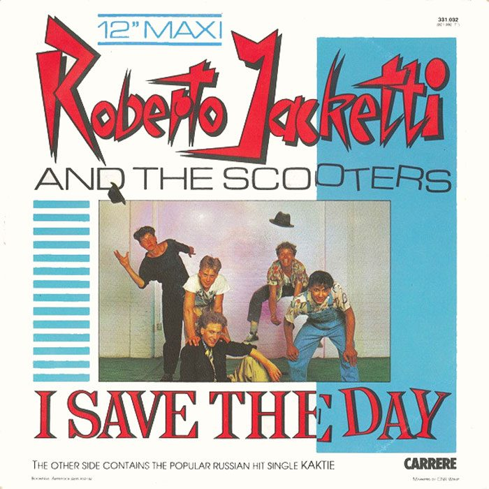 Robert Jacketti & the Scooters