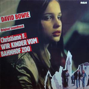 David Bowie Christiane F.