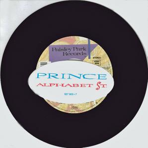 Prince Alphabet St.