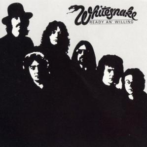 Whitesnake Ready An' Willing