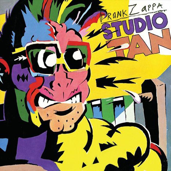 Frank Zappa Studio Tan