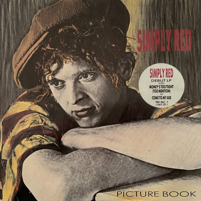 Simply Red Picture Book