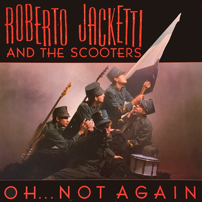 Roberto Jacketti & The Scooters