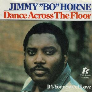 """Jimmy """"Bo"""" Horne"""