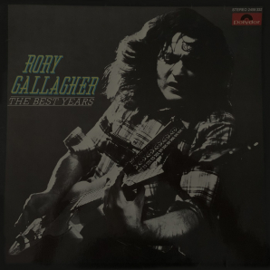 Rory Gallagher The Best Years