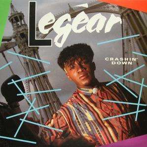 Legear - Crashin' Down
