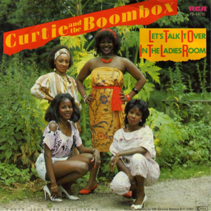 Curtie and the Boombox