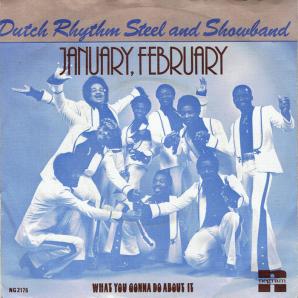Dutch Rhythm Steel Showband