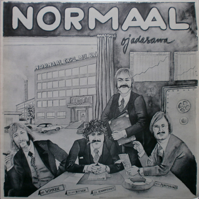 Normaal - Ojadaswa
