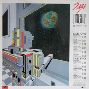 Saga - Time's Up