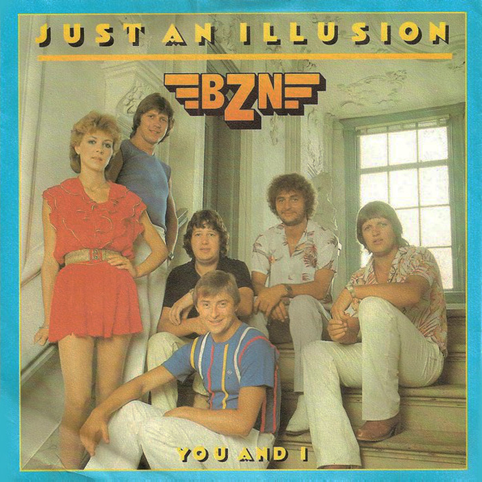 BZN - Just An Illusion