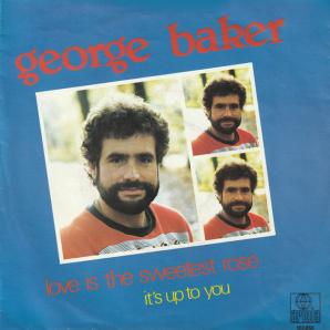 George Baker Sweetest Rose