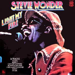 Stevie Wonder My Fire