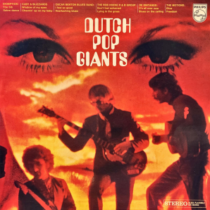 Various - Dutch Pop Giants