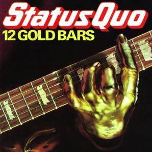 Status Quo Gold Bars
