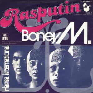 Boney M. - Rasputin